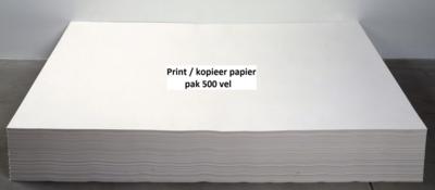 Pak print / kopieer papier 500 vel