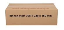 Kartonnen doos 305x220x150 mm